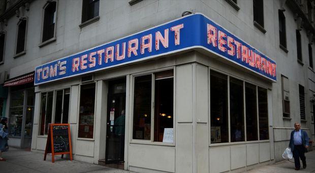 restaurant location based targeting