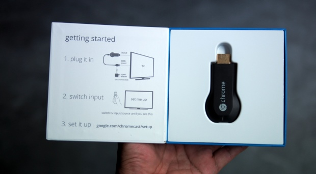 Google Chromecast; wat kunnen we er in Nederland al mee?