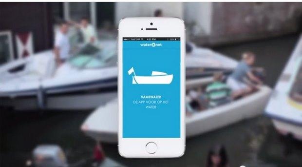 Een gouden SpinAward voor Waternet App in samenwerking met Tam Tam