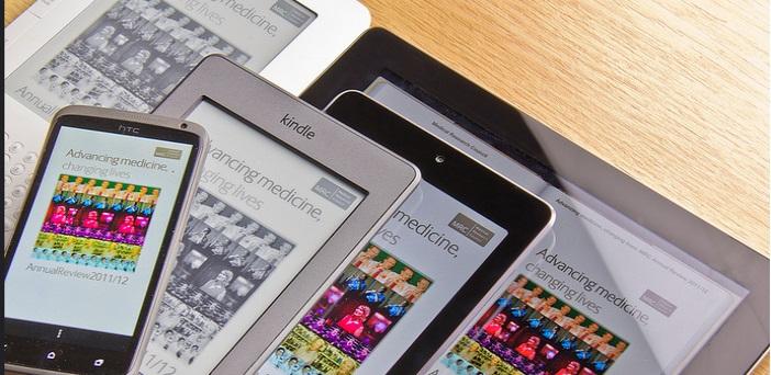 Hoe de tabletmarkt de laptopmarkt langzaam op eet