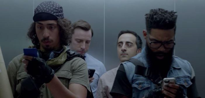 Adobe brengt socialmedia humor in commercial