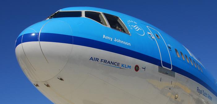KLM superieur in laatste Social Media update