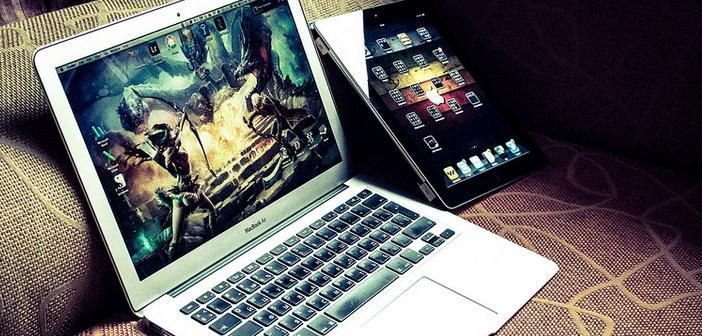 Een op de acht online aankopen gaat via de tablet