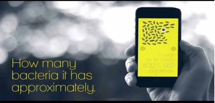 QR-code campagne laat extreme hoeveelheid bacteriën op bankbiljetten zien
