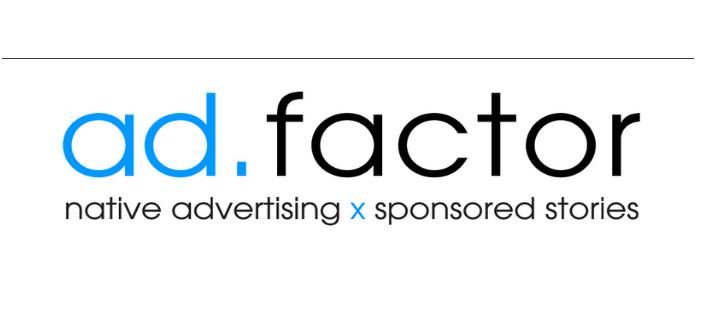 Adfactor gaat digital advertising oplossingen verkopen op for Sanoma digital