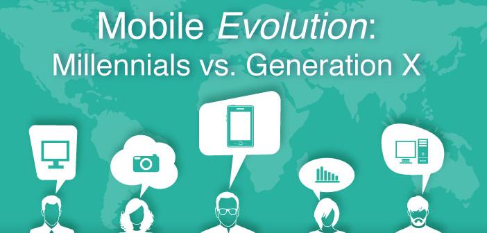 Generatie X vs Generatie Millennials