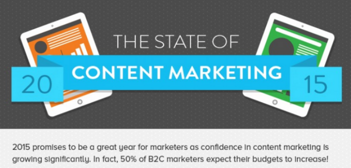 De 8 doelstellingen van content marketing in 2015