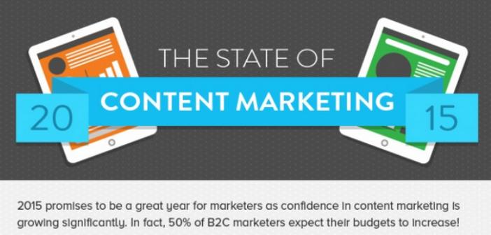 De 8 doelstellingen van content marketing in 2015