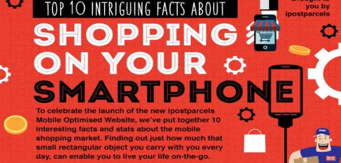 De top-10 statistieken over mobiel winkelen