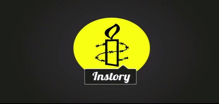 Amnesty zet Instagram in om slachtoffers beroofd van de vrijheid van meningsuiting te laten spreken