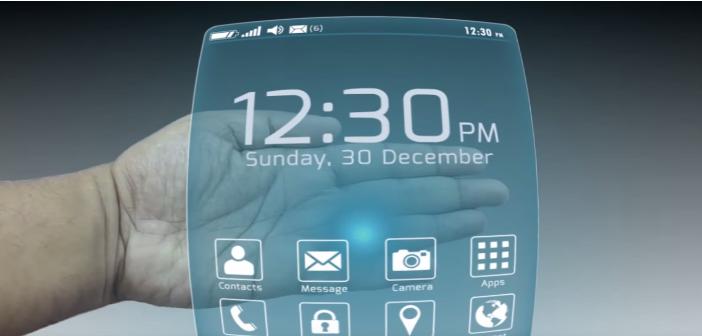 Hoe de smartphone er in 2030 uitziet