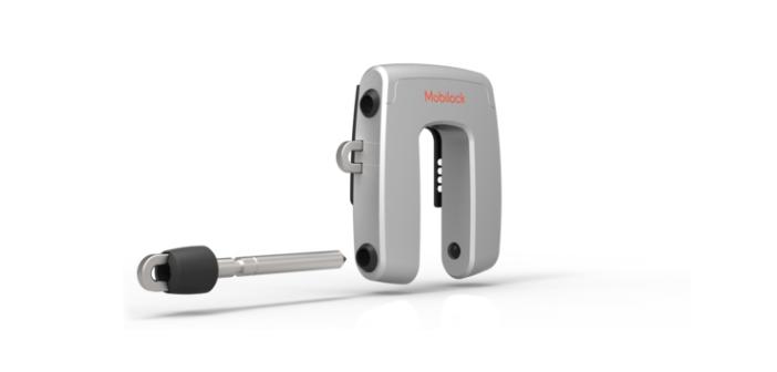 Mobilock lanceert smartphone als fietssleutel