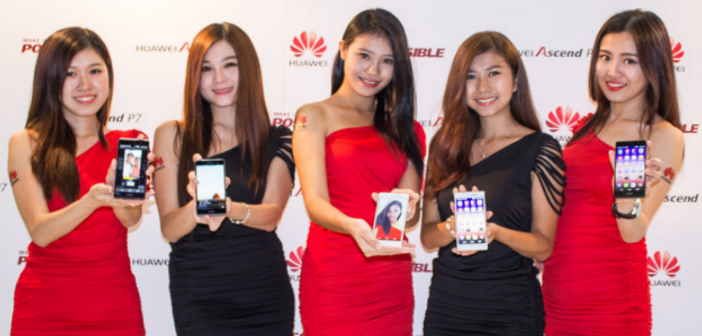 Samsung, Apple en Huawei zijn de nieuwe top-3 smartphone producenten
