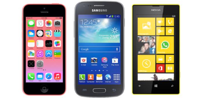 Wat is het verschil tussen iOS, Windows en Android?