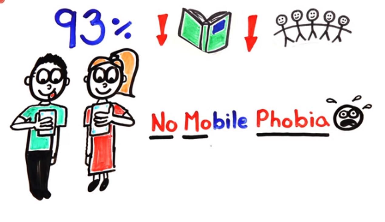 Hoe je smartphone je gedrag en hersenen verandert. Video