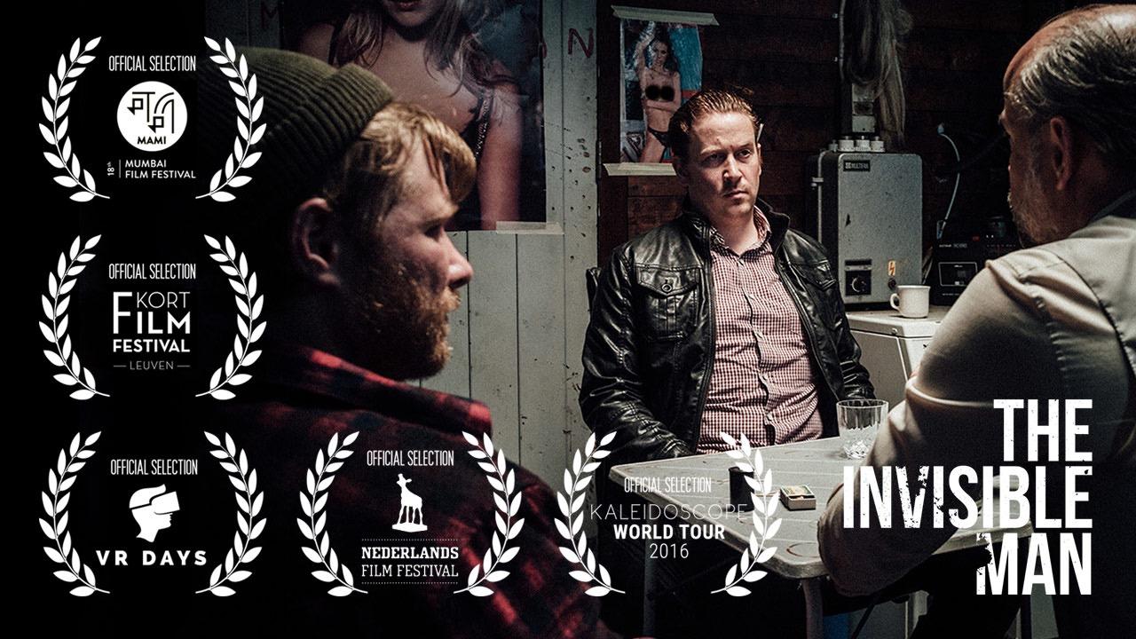 VR-film uit Nederland 'The Invisible Man' binnen 3 maanden meer dan 50.000 bekeken