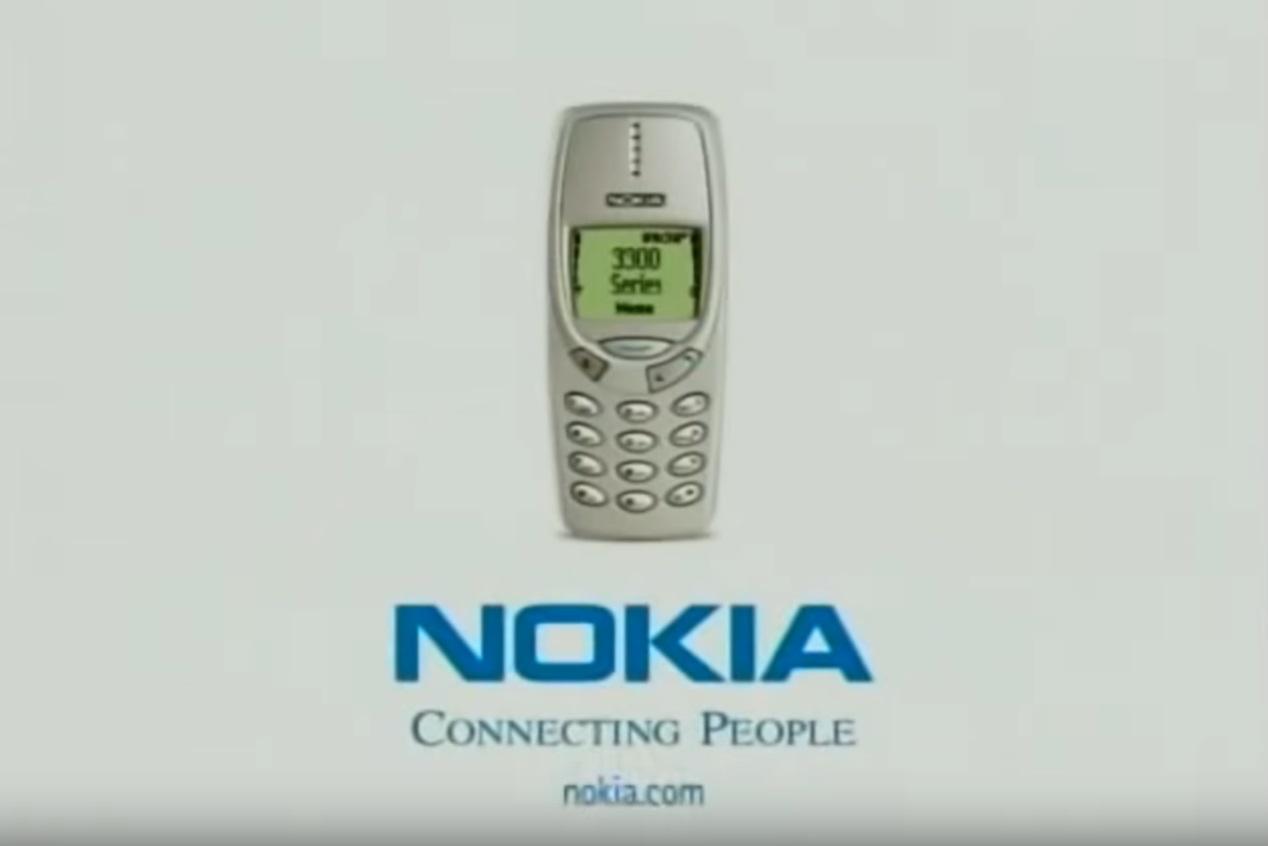 Nokia 3310 komt terug! Geniet alvast van deze oude Nokia commercials.