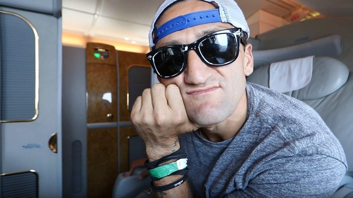 Casey Neistat is terug!Bekijk zijn populairste vlog. >34miljoen views