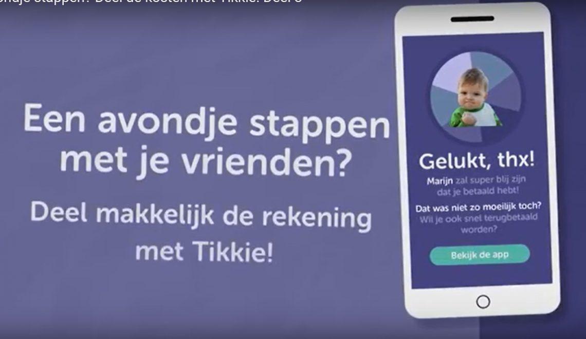 Betalingsapp Tikkie lijkt winnaar te worden tijdens de SpinAwards