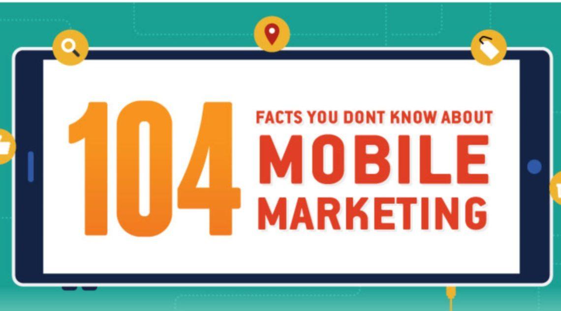 104 feiten die je nog niet wist over mobile marketing