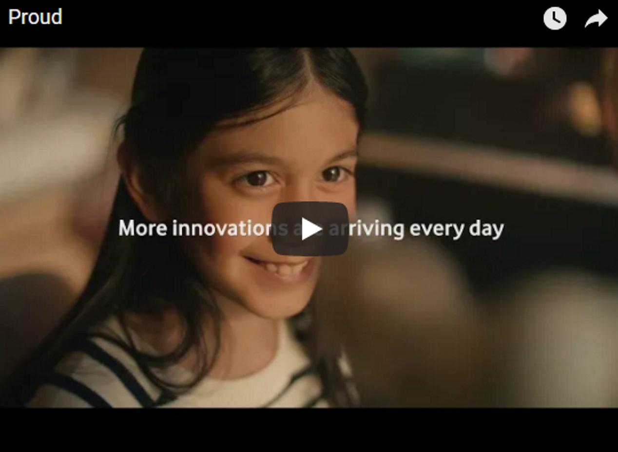 Vodafone introduceert nieuwe merkslogan met bijbehorende commercial #Proud