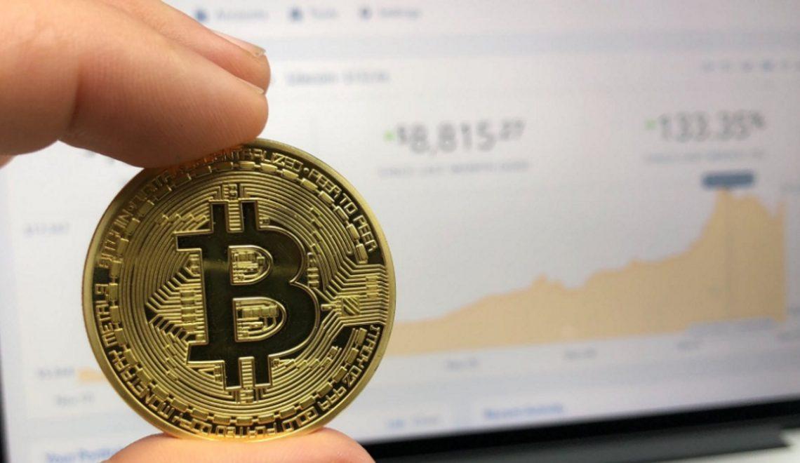 De toenemende populariteit van de blockchain. Infographic