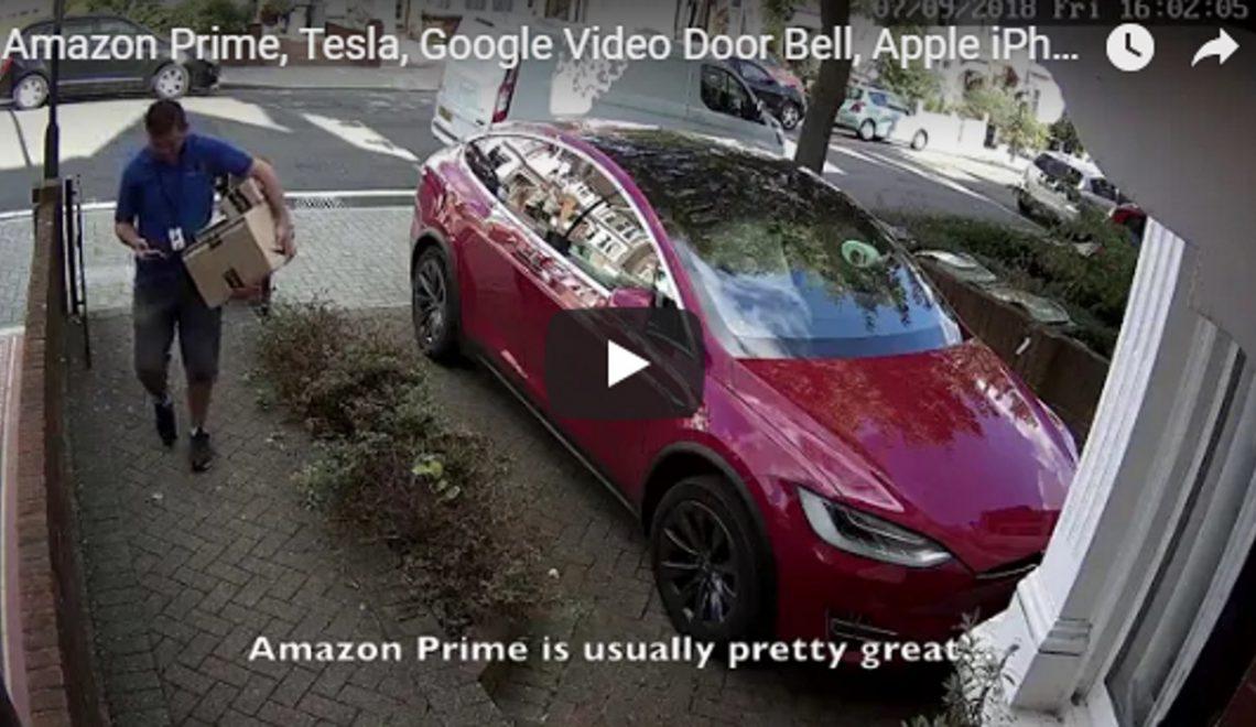 Wat er gebeurt als Apple, Google, Tesla en Amazon samen werken
