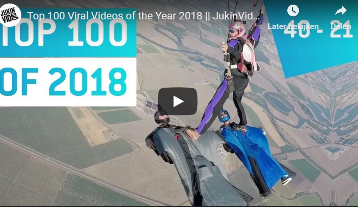 De lekkerste top-100 virals van 2018 op een rij